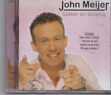 John Meijer-Lekker En Gezellig cd album