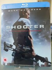 Blu ray steelbook Shooter U.K Play.com exclusive New&Sealed neuf avec VF