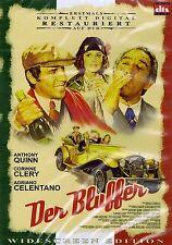 DVD NEU/OVP - Der Bluffer - Adriano Celentano, Anthony Quinn & Corinne Clery