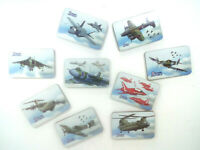 Fridge Magnet, Aircraft New and Old, fun item. Matching Coasters also available