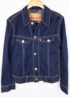 Levi Strauss & Co Type1 WomenJean Jacket Blue Denim Casual Leisure size L UK14