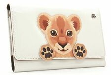"Universal Tablet Luxury Lion Slipcase -(iPad Mini 1,2,3+ Most 7"" Screen tablets)"