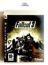 Fallout 3 PAL/SPA PS3 Nuevo Precintado Sealed Brand New Videojuego Playstation