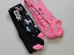 TODDLER AND GIRL  PATTERNED TIGHTS IN TWO DESIGNS RANGING FROM 2YRS - 8 YRS