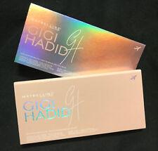 New & Sealed - Maybelline Gigi Hadid Gg28 Jetsetter Palette