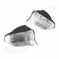 Rear Turn Signals Indicators Lens Cover for DUCATI 749 999 Multistrada Clear gk