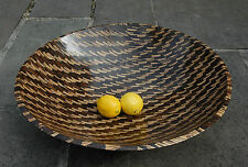 Fruit Bowl Very Large Coconut shells hand crafted