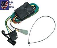Tekonsha Trailer Hitch Wiring Tow Harness For GEO Tracker 1996 1997