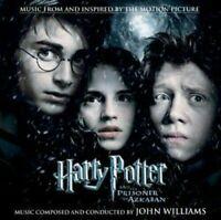 HARRY POTTER AND THE PRISONER OF AZKABAN (SOUNDTRACK) - BRAND NEW & SEALED CD
