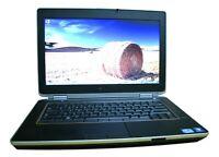 Dell Latitude E6420 Laptop Windows 7 Core i5 2.5 Ghz 8GB RAM 500GB HD DVDRW WIFI