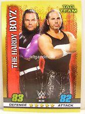 Slam Attax - #310 The Hardy Boyz - 10th Edition