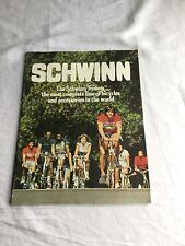 Schwinn Bicycle Sales Magazine 1981
