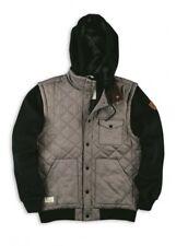 Matix Roycroft Fleece Jacket (L) Black