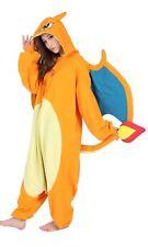 Pokemon Kigurumi Lizard Cosplay Costume Charizard Pajama Japan