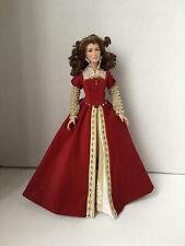 Robert Tonner Jane Seymour Porcelain 14� Doll Elizabethan