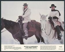 WILLIAM KATT TOM BERENGER HORSES Butch And Sundance The Early Days '79