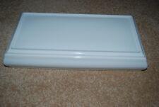 Kohler 84406 Memoirs White Toilet Tank Lid - FLAWLESS & FULLY SANITIZED