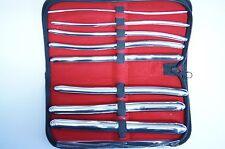 Z307 TNR Hegar Dilator Urethral Utrine Sounds Surgical Instruments 8 Set CE Mark