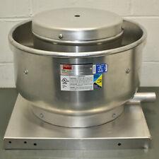 Dayton Upblast Ventilator 5dvn6 Wheel 8 14 115v Food Truck Roof Blower Fan