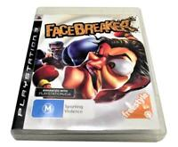 Face Breaker Sony PS3