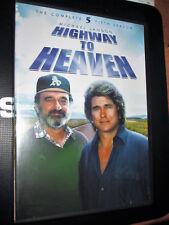 Michael Landon - Highway to Heaven The Complete 5th Season - 3 DVD Set