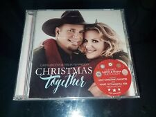 Christmas Together CD - Garth Brooks & Trisha Yearwood - NEW