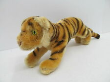 MES-45194Älterer Steiff Tiger L:ca.22cm,Mohair mit Holzwollstopfung,