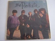 LP 33 T VINYLE , THE ROCKETS ( NEIL YOUNG ) . VG  / VG . TRES RARE LP IMPORT USA