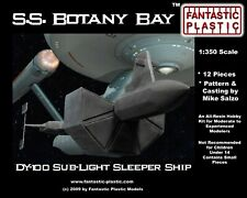 "Botany Bay from ""Star Trek - Space Seed"" - 1/350 Resin Kit"