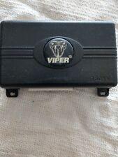 Viper 160xv remote start brain