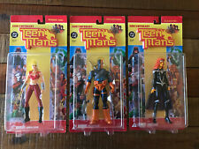 DC DIRECT TEEN TITANS CONTEMPORARY ACTION FIGURE SET OF 3 NEW
