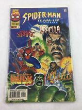 Marvel Spiderman Team Up Featuring Dracula Dr Strange No 6 1997 Comic Book