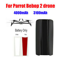 For Parrot Bebop 2 RC Drone Spare Battery 3100mAh / 4000mAh 11.1V Lipo Battery