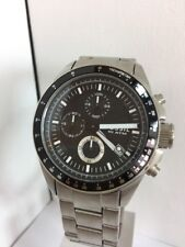 FOSSIL Men's DECKER Chronograph Stainless Steel Bracelet Watch CH2600IE