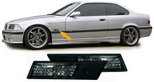 CRYSTAL SMOKED SIDE INDICATORS REPEATERS FOR  BMW E36 PREFACELIFT & E34 5 SERIES