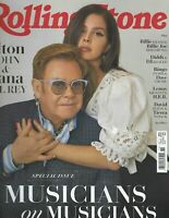 Rolling Stone   Elton John & Lana Del Ray  November 2019