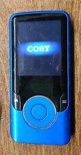 PARTS BROKEN REPAIR AS IS Coby MP707-4G MP3 Player 4GB FM Radio 2 Inch LCD