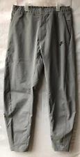 Nike Sportswear Mens Woven Pants/Trousers AR3221-002 Grey Size M/L Taper Leg New