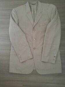 1500€ Jean Paul Gaultier Blazer Sakko Jacke Gr.52 L 100% Seide