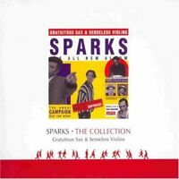 Sparks - SPARKS / GRATUITOUS SAX and VIOLINS [CD]