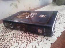10th Anniv 84 NIV Zondervan STUDY BIBLE 1984 New International SB B98