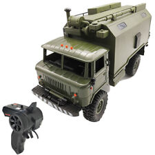 Professional Off-Road Wpl Rc Crawler Vehicle Car Soviet Gass66 Wpl Command Truck