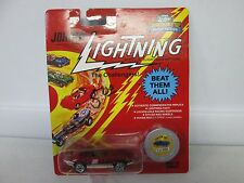 Johnny Lightning The Challengers Custom XKE 1 of 3500 Steadly Quikwheels Red