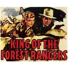 KING OF THE FOREST RANGERS, 12 CHAPTER SERIAL, 1946
