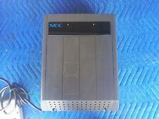 NEC DX7NA-48 BDS 4-Slot KSU 80000 Phone System w/ 7 NEC Phones