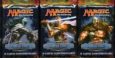 MTG MAGIC  3  BOOSTERS EDITION DE BASE 2014  français