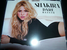 Shakira Dare (La LA La) EU CD Single - New