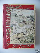 Amerikanische Jagd- Reiseabenteuer Indianer um 1900