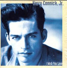 CD CARTONNE CARDSLEEVE 2T HARRY CONNICK, JR. I WISH YOU LOVE 1993 TBE