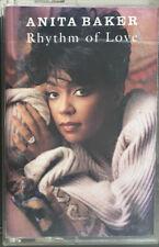 "Anita Baker ""Rhythm Of Love"" Elektra Entertainment 1994"